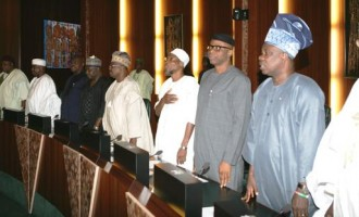 We're responsible for the state of the country, say APC governors