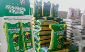 Olam's showing at trade fair 'positive for local rice'
