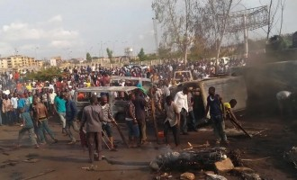 Onitsha traditional council sympathises with tanker accident victims