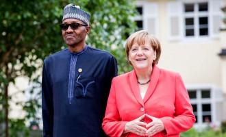 Buhari travels to Germany to discuss Boko Haram, IDPs with Merkel