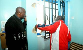 Thieves burgle NAN Jos office
