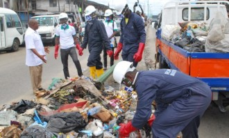 Rivers fires all its waste management contractors