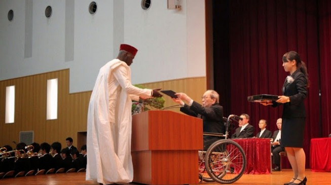 BRAVO: Nigerian student in Japan solves 30-year-old mathematical equation