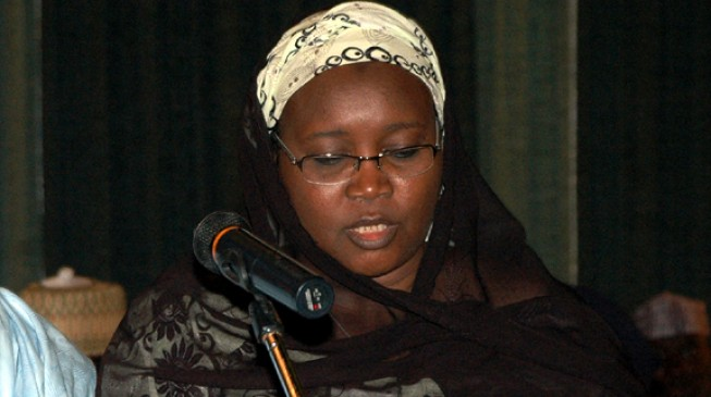 Amina Zakari and allegory of the squirrel with a lone palm nut