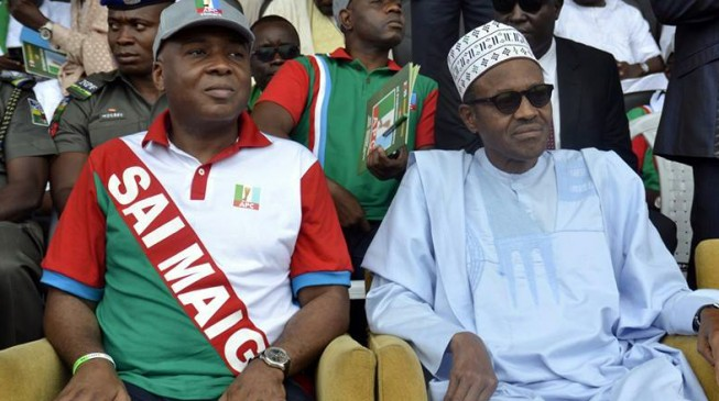 REVEALED: Buhari, Saraki not on speaking terms