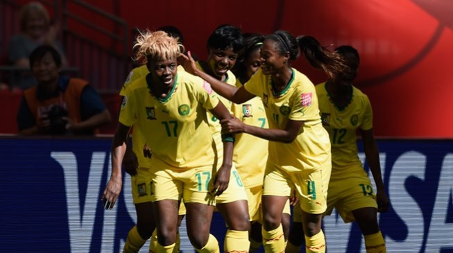 Cameroon maul Ecuador in Enganamouit show