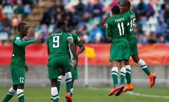 Flying Eagles trounce North Korea 4-0