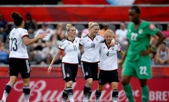 Ivorian coach 'thanks' Germany for the 10-0 loss