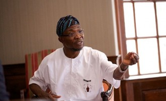 'Aregbesola leased Osun helicopter to raise funds'