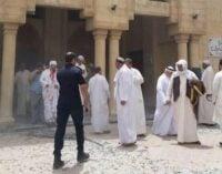 ISIS attacks Kuwaiti mosque during prayers, 'kills 13'