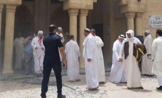 ISIS attacks Kuwaiti mosque during prayers, 'kills 13'