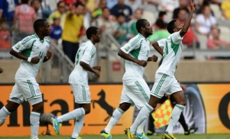 Super Eagles move up two steps in latest FIFA ranking
