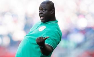 Danjuma replaces Okon as Falcons coach