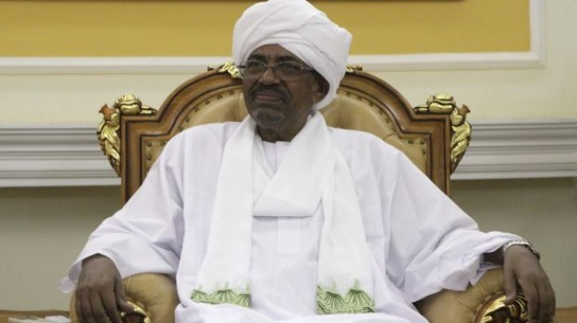 Sudanese president, al-Bashir, sworn in for another term