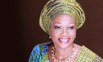 Tinubu's wife moves motion on Apapa gridlock