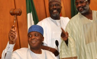 Saraki: Senate will reconvene if the need arises