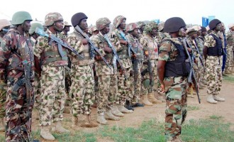 The Nigerian Army and its challenges