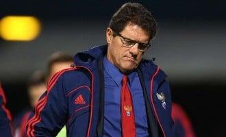 Russia sack Capello as head coach