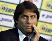 Italy coach Conte may stand trial in match-fixing inquiry