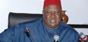 Ebonyi commissioner who stands as Anyim's surety disowns him citing Maina-Ndume case