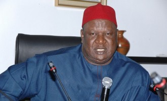 Anyim storms out of house of reps after hot exchange with lawmakers