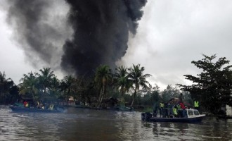 Pipeline explosion kills 'more than 100' in Arepo