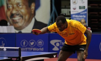 ITTF Africa Senior Cup: Quadri upsets Lashin to book final ticket