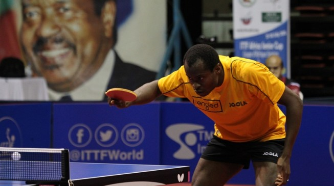 ITTF Africa Senior Cup: Quadri upsets Lashin to book final ticket