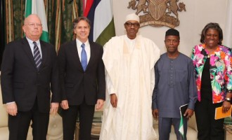 Buhari eyes stronger US support ahead of visit to Obama