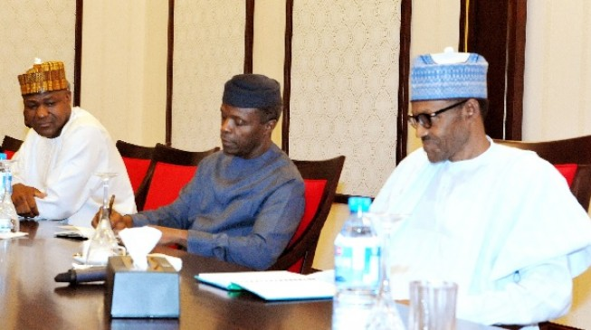 Buhari's meeting with APC reps ends in deadlock