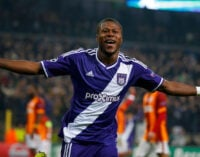 Newcastle agree deal to sign Mbemba