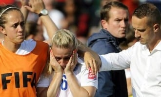 England are 'as good as having a medal around the neck'