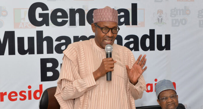 FLASHBACK: In 2011, General Buhari called for a revolution