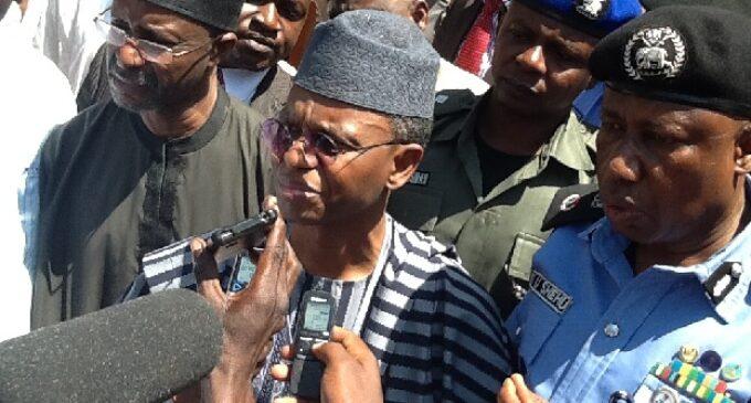 El-Rufai on insecurity: I'm frustrated — governors have no control over police