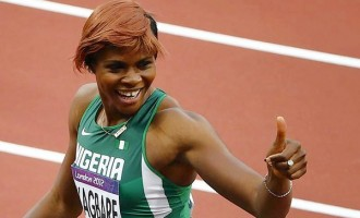 Okagbare to be awarded 2008 Olympics silver medal