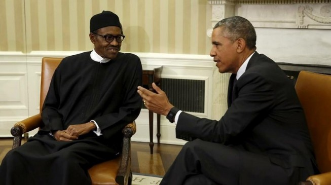 Obama: Buhari has integrity and a clear agenda