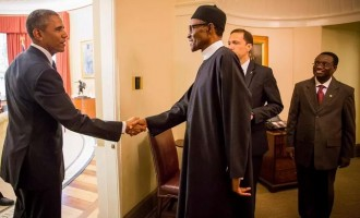 Still on Buhari's visit to the US