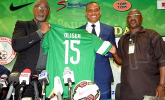 Oliseh and football week of gambling and probability