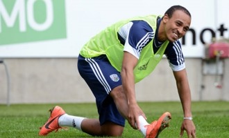 Odemwingie sets sights on scoring goals for Stoke