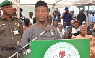 Osinbajo: There is a time to remove subsidy