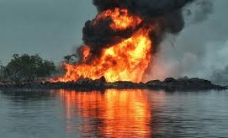 Avengers 'hit' NNPC, Chevron pipelines