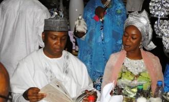 Saraki's loyalists question wife's probe by EFCC