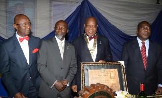 Agose, new Lagos Rotary president, to promote literacy