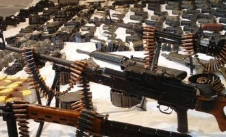 EU offers €2m for mop-up of illicit arms in Nigeria