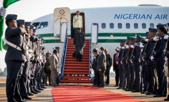 Buhari to reunite with war college mates in US