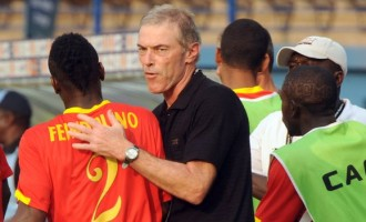 Dussuyer named coach of Cote d'Ivoire