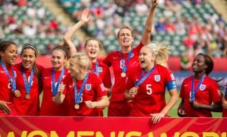 England claim third place