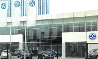 Volkswagen reopens assembling plant in Nigeria after 20 years