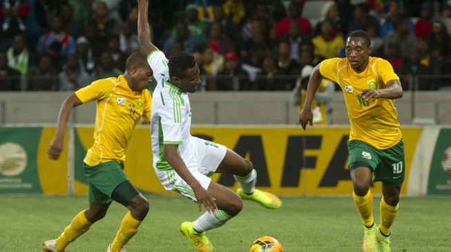 Oliseh: Eagles won't underrate Djibouti or Swaziland