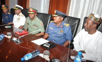 Buhari: I didn't know any of my service chiefs